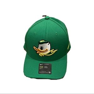 Oregon Ducks Nike Flex Fit Puddles Hat Cap M/L